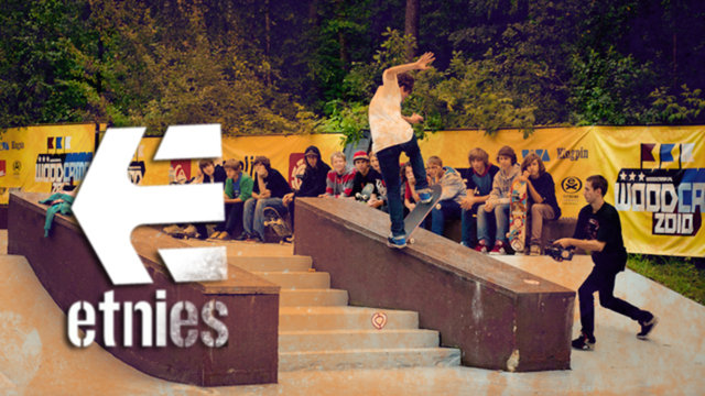 Team Etnies | Woodcamp 2010