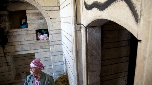 Yazidis: The Black Snake