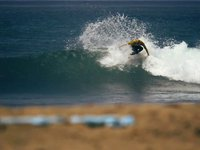 Mick Fanning Trestles