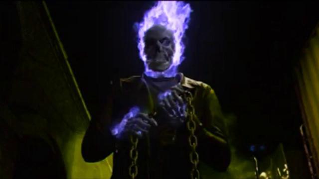 LICH ~ GOTHIC PENDANT MACE OF NECROMANCER WITH BLACK MAGIC SKULL
