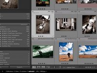 Using Target Collections in Adobe Lightroom 3