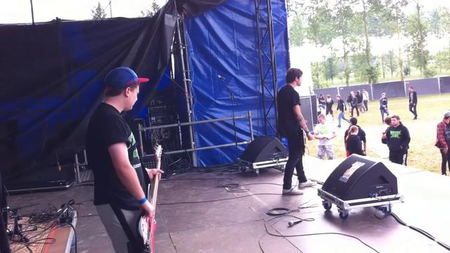 Brutality Will Prevail - Intro/ Purgatory/ Trapped Doors, Moving Walls (Ieperfest 13.8.10)