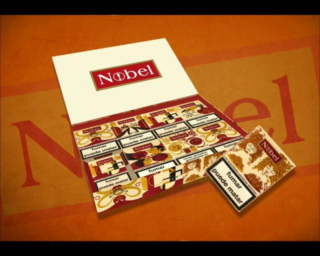 Nobel · Paquetes