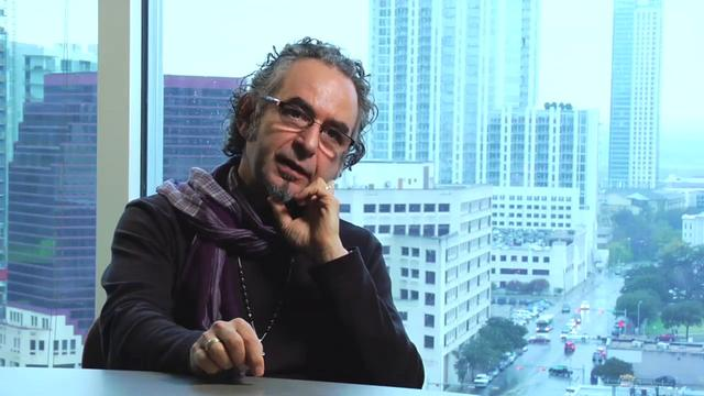 Alan Hirsch: Organic Systems [VERGE video]