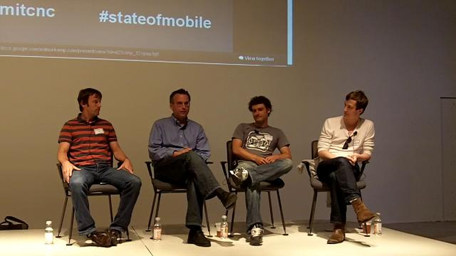 The State of Mobile, at Kicklabs in San Francisco