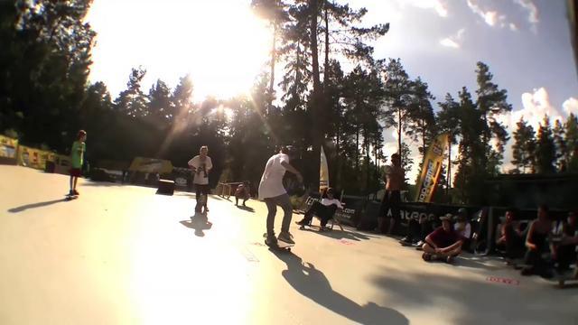 Skate Woodcamp T2 2010 Relacja