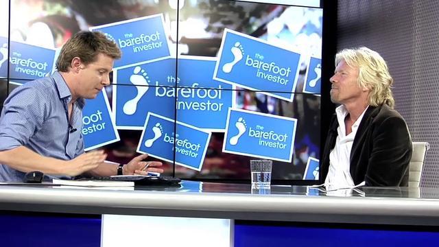 Sir Richard Branson Interview