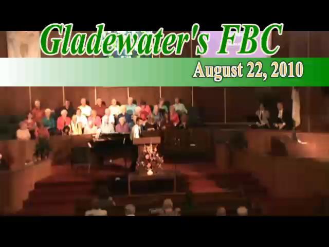Still image of 8-22-2010 sermon