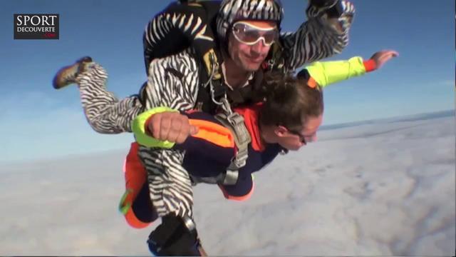 Saut en parachute on Vimeo