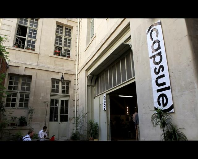 Video | (capsule) show Paris Re-cap from June 2010