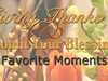 Bill and Gloria Gaither | Favorite Moments from Giving Thanks/Count Your Blessings Taping