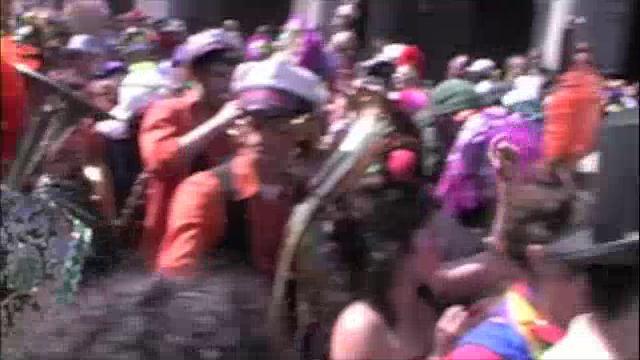 Mardi Gras 2009.Panorama Brass Band.klezmer