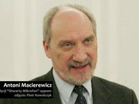 Macierewicz w Chicago. Fragment audycji 
