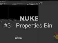 NUKE 4. Property Bin