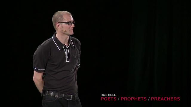 Bringing the Fresh Word | Rob Bell