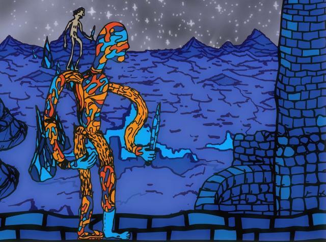 "JonnyX and the Groadies ""The Upheaval on Titan"""