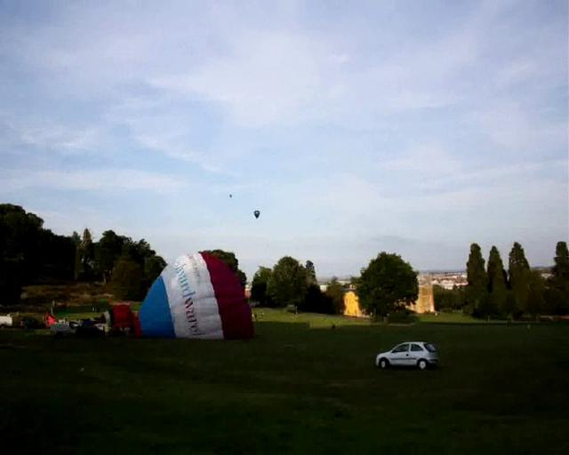 Hot Air Balloon Timelapse 2