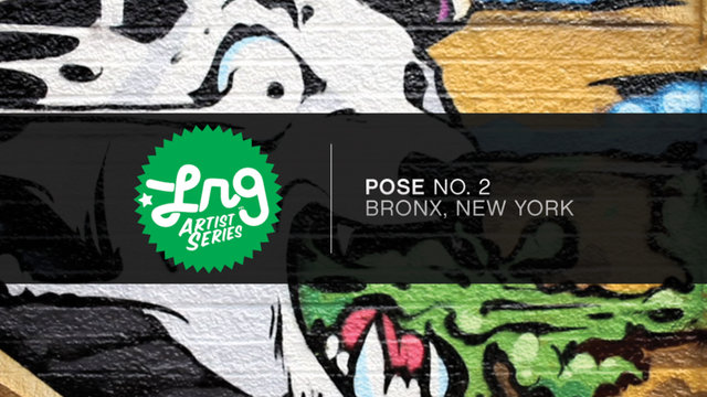Video | &#8216;Artist Driven Series No. 2&#8242; &#8211; Pose In NYC