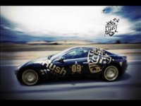 Goldrush Rally San Fran to Vegas by Niicole Caldwell