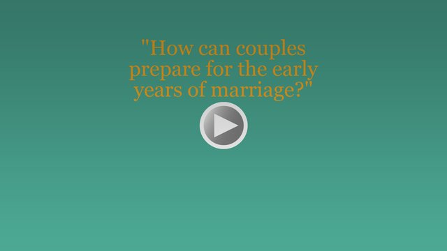 Preparing for Marriage | Dr. Gary Chapman