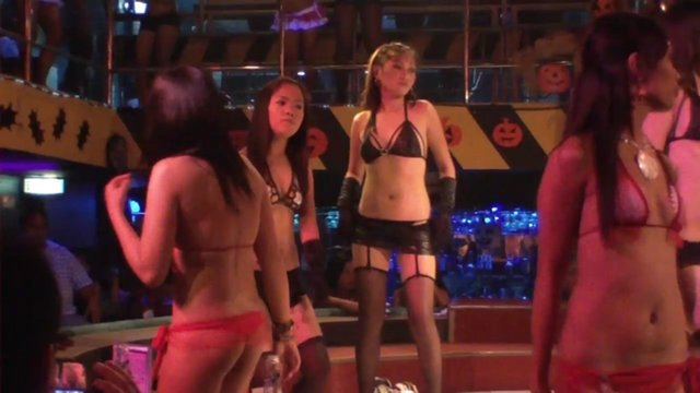 Angeles city philippines bar girls
