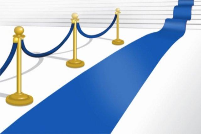 alfombra azul 2008 esmirna premios coronita on vimeo On alfombra azul