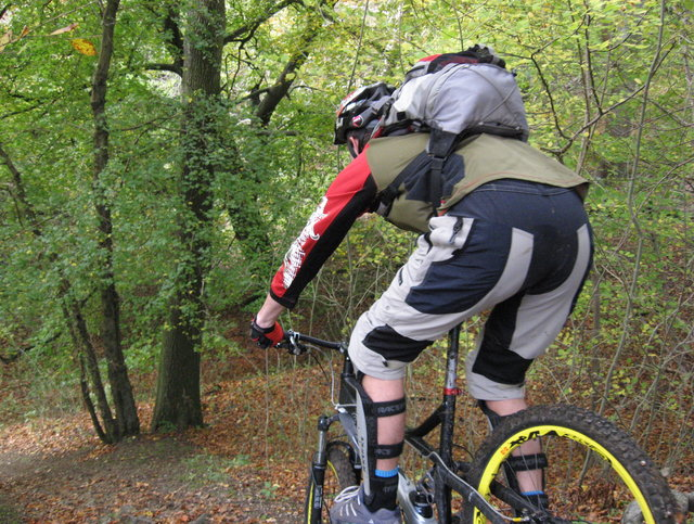 Ranmore Common and Leith Hill edited footage