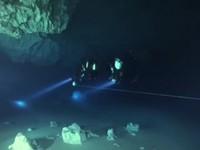 Grotta sulfurea di Capo Palinuro (Campania)