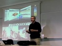 Presentazione Laurea specialistica in Design di Ambienti per la Comunicazione