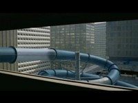 Barclaycard Water Slide Advert 60