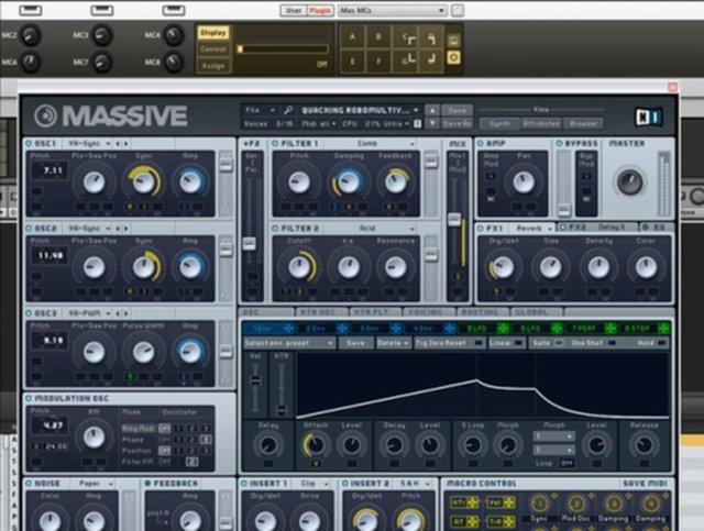Unwholesome Sound Design