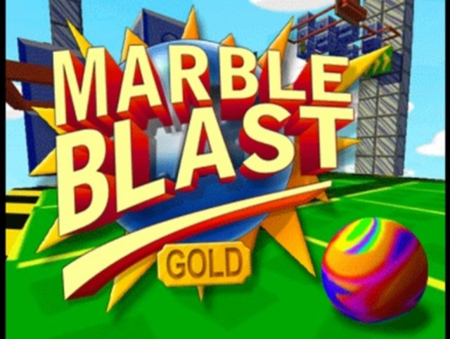 Download Marble Blast Gold