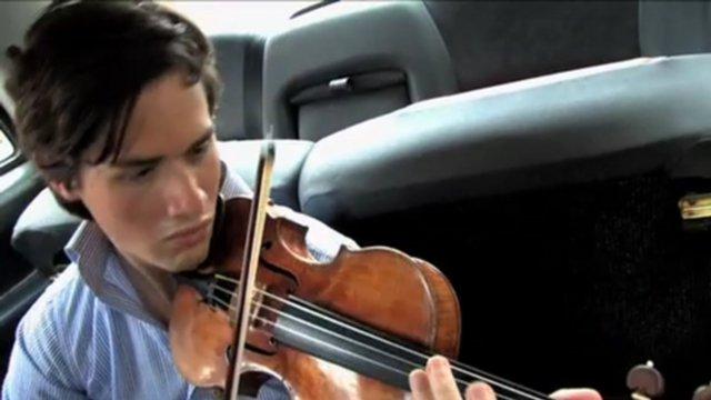 Charlie Siem plays Paganini's Variations