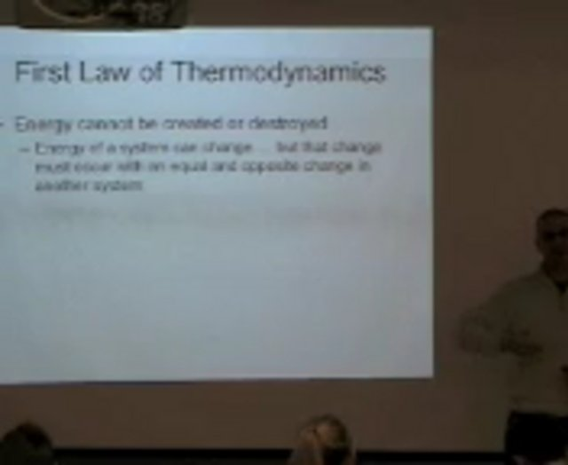 Overview of Biochemistry (cont) and Thermodynamics