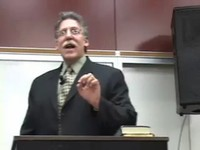 Is Jesus The Jewish Messiah Presentation at USC Part 2