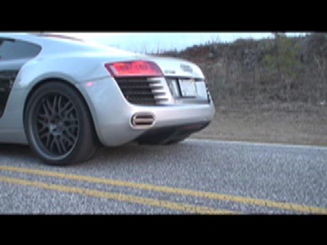 Apr Audi R8 Exhaust On Vimeo