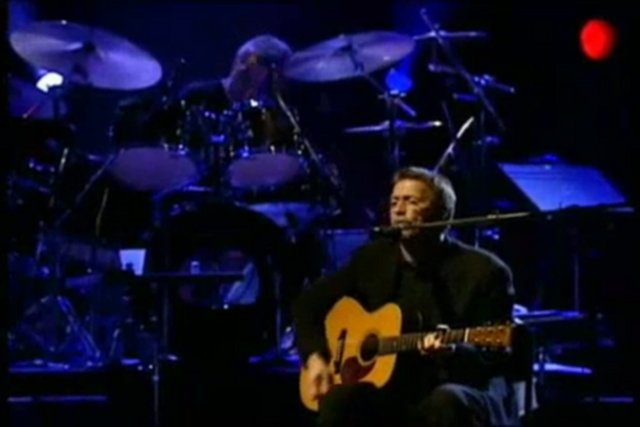 Eric Clapton Change The World Live Download