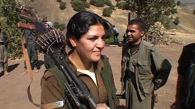 2007-March: PKK Training Camp