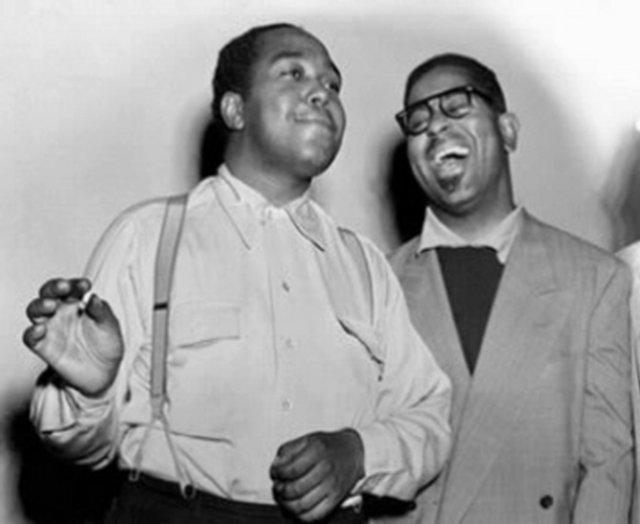 Anthropology - Charlie Parker & Dizzy Gillespie