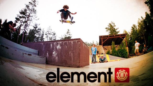 Team Elementa w Polsce - Nassim Gaummaz i Jarne Verbruggen