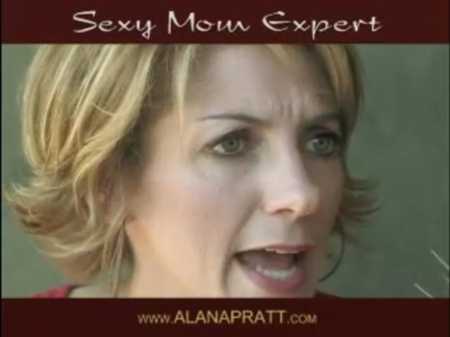 Sexy Moms allow themselves to have pleasure!