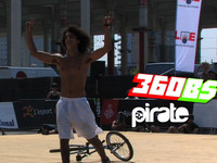 MIGUEL MONZÓN - BMX Flatland pro