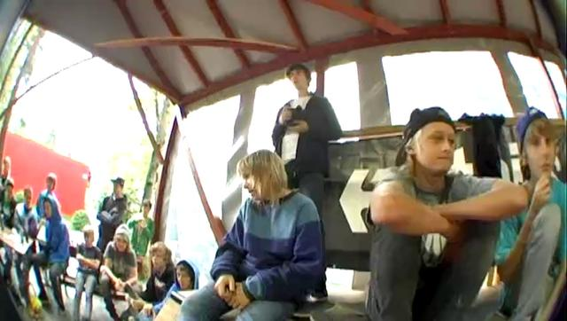 Woodcamp 2010 - Etnies - V turnus