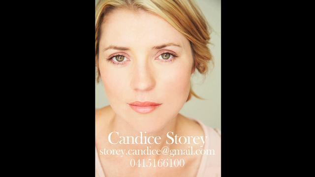 Candice Storey Actor Showreel