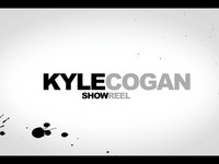 Motion Design Show Reel 2010 Kyle Cogan