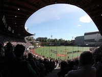 Final Baseball Game at PGE Park