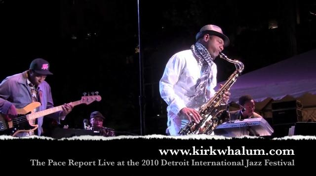 "The Pace Report:""The Donny Hathaway Tribute""-The Kirk Whalum Interview with Special Guest Lalah Hathaway"