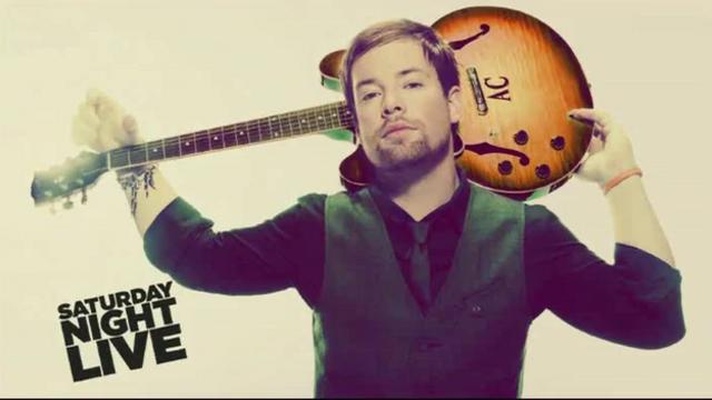 David Cook - Saturday Night Live
