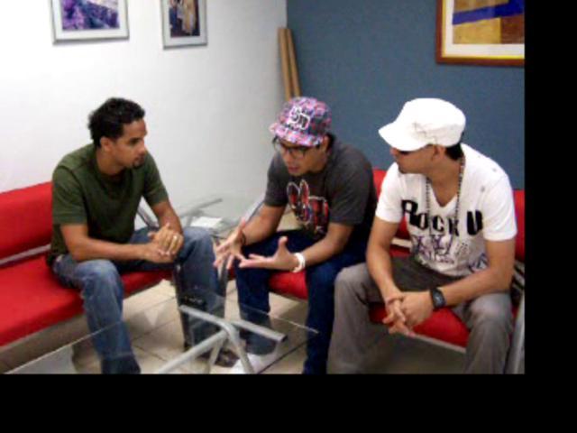 Chencho y Maldy (Plan B) / Entrevista con Hanel Peña