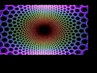 Spiral Connection! Visual Psychedelic Trance Anamorphic Video Journey! QPA Psytrance